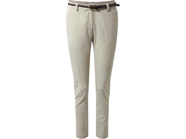 Craghoppers NosiLife Fleurie II Pantaloni Donna, beige